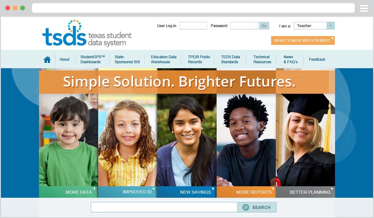 TSDS Website